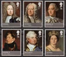 GREAT BRITAIN 2011 Kings And Queens: House Of Hanover - 1952-.... (Elizabeth II)
