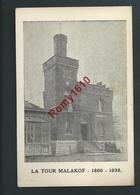 Collection Historique Hermalle-sous-Huy - N°3 La Tour Malakoff 1860-1938. Voir Dos - Engis