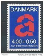 Danemark 1999 N°1230  Neuf ** Surtaxe Contre Maladie Alzheimer - Unused Stamps