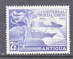 ANTIGUA  100  *    U.P.U. - Antigua & Barbuda (...-1981)