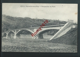 Hermalle-sous-Huy - Perspective Du Pont. N°2514 - Engis