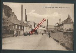 Hermalle-sur-Huy - Propriétés Dumont. Belle Carte Animée - Engis