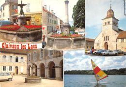 39-CLAIRVAUX LES LACS-N°3716-D/0157 - Clairvaux Les Lacs