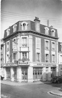 50 - GRANVILLE : Hotel Restaurant D'ANGLETERRE -  CPSM Dentelée Noir Blanc Format CPA - Manche - Granville
