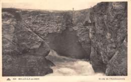 56 - BELLE-ILE-en-MER - Grotte De L'Apothicairerie - Belle Ile En Mer