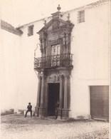 RONDA CAS DEL MARQUES DE SALVATIERRA 1909  Photo Amateur Format Environ 7,5 Cm X 5,5 Cm ESPAGNE - Lieux