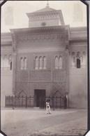 SEVILLE L'ALCAZAR 1912  2 Photos Amateur Format Environ 7,5 Cm X 5,5 Cm ESPAGNE - Lugares