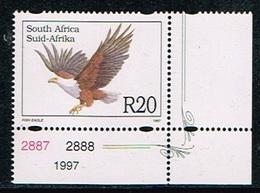 AFRIQUE DU SUD/SOUTH AFRICA/Neufs **/MNH**/1997 - Aigle Pêcheur - Sud Africa (1961-...)