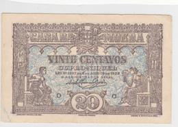 Portugal- 20 Centavos -casa Da Moeda - Portogallo