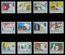 VATIKAN 1984 Nr 852-863 Postfrisch S016456 - Vatikan