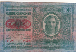 Austria -2 Bilhetes  100 + 20 - Autriche