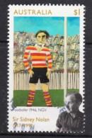 Australia 2017 Artists $1 Nolan Used - Used Stamps