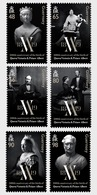 Guernsey 2019 - 200th Anniversary - Queen Victoria & Prince Albert Stamp Set Mnh - Guernsey