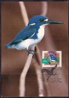 Australia - 1997 - FDC - Oiseaux - Martin-pêcheur - Kingfisher - Birds