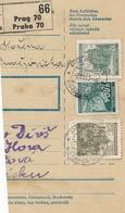 BuM (IMG2012) - Böhmen Und Mähren (1941) Prag 70 - Praha 70 (Postal Parcel Dispach) Tariff: 5,50 K - Böhmen Und Mähren