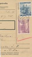 BuM (IMG2025) - Böhmen Und Mähren (1941) Prag 85 - Praha 85 (Postal Parcel Dispach) Tariff 5,50 K - Böhmen Und Mähren