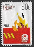 Australia 2010 Emergency Services 60c Type 2 Self Adhesive Good/fine Used [40/32399/ND] - 2010-... Elizabeth II