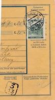 BuM (IMG2049) - Böhmen Und Mähren (1941) Iglau 1 - Jihlava 1 / (3/13) / Kamenitz.. (Postal Money Dispach) Tariff: 2,00 K - Böhmen Und Mähren
