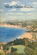 San Sebastian - Guide Illustré Ancien En Espagnol - Vita Quotidiana