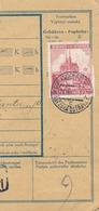 BuM (IMG2051) - Böhmen Und Mähren (1940) Schlesisch-Ostrau 1 - ... / ... (Postal Money Dispach) Tariff: 1,50 K - Böhmen Und Mähren
