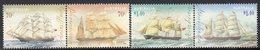 AUSTRALIA, 2015 CLIPPER SHIPS 4 MNH - 2010-... Elizabeth II