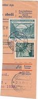 BuM (IMG2055) - Böhmen Und Mähren (1941) Brünn 2 - Brno 2 / Pardubitz 1 - ... (Postal Parcel Dispach) Tariff: 5,50 K - Böhmen Und Mähren