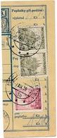 BuM (IMG2056) - Böhmen Und Mähren (1939) Dvur Kralove Nad Labem 1 / ... (Postal Parcel Dispach) Tariff: 4,20 K - Böhmen Und Mähren