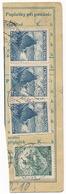 BuM (IMG2057) - Böhmen Und Mähren (1939) Königgrätz 1 - Hradec Kralove 1 / ... (Postal Parcel Dispach) Tariff: 8,00 K - Böhmen Und Mähren