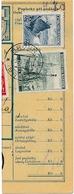 BuM (IMG2058) - Böhmen Und Mähren (1939) Brünn 1 - Brno 1 / ... (Postal Parcel Dispach) Tariff: 4,70 K (+ 50 H) - Böhmen Und Mähren