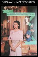 St.VINCENT GRENADINES 1987 EII Wedding $6 IMPERF.SHEETLET - St.-Vincent En De Grenadines