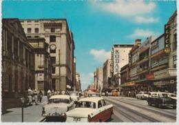 Australia QUEENSLAND QLD Queen Street BRISBANE Motor Cars Engelander Kruger 794/10 Postcard C1960s - Brisbane