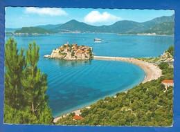 Montenegro; Sveti Stefan - Montenegro