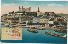 64-244 Magyar Hungary Ungarn Pozsony Pressburg - Hongrie