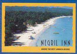 Jamaica; Negril Inn; Negril Beach - Jamaica