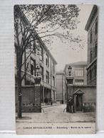 Paris. Garde Républicaine. Schomberg. Entrée De La Caserne - Arrondissement: 04