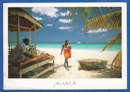 Jamaica; Beach - Jamaica