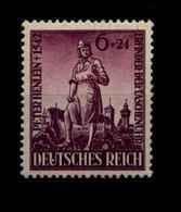 DEUTSCHES REICH 1938 Nr 819II Sauber Postfrisch ME 130.- (94157) - Deutschland