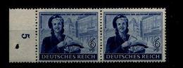 DEUTSCHES REICH 1944 Nr 888VII Sauber Postfrisch ME 80.- (94158) - Deutschland