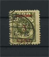 MEMEL 1923 Nr 174 Gestempelt (116384) - Memelgebiet