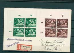 DEUTSCHES REICH 1939 Nr Z738-739 Siehe Beschreibung (202370) - Deutschland