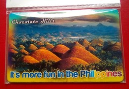 Chocolate Hills - Tourism