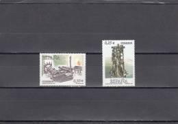 España Nº 3952 Al 3953 - 1931-Hoy: 2ª República - ... Juan Carlos I