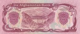 Afghanistan - Billet De 100 Afganis - Neuf - Afghanistan