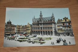 7708-    BRUXELLES  BRUSSEL, GRAND'PLACE - Places, Squares
