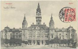 64-273 Magyar Ungarn Hungary Szeged - Hongrie