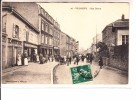 MEURTHE ET MOSELLE  - VILLERUPT - Rue Carnot - Francia
