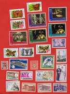 Lot De 25 Timbres MONDE Neufs Xx - Stamps