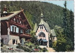 Höhenkurort Semmering - Pfarrhof Und Kircherl -  (N-Oe.) - Neunkirchen