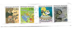 FRANKREICH 326 / Fragment Mit Streifen 1993 - Oblitérés