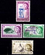 Cayman-056 - Emissione 1962 (+/o) LH - Senza Difetti Occulti. - Cayman (Isole)